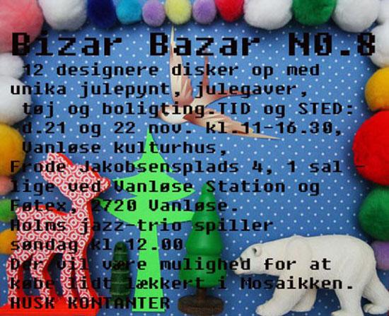 Bizar bazar