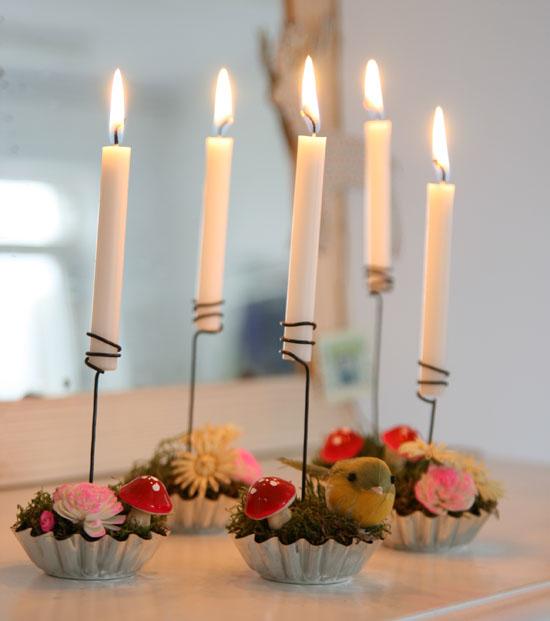 Mini dekorationer