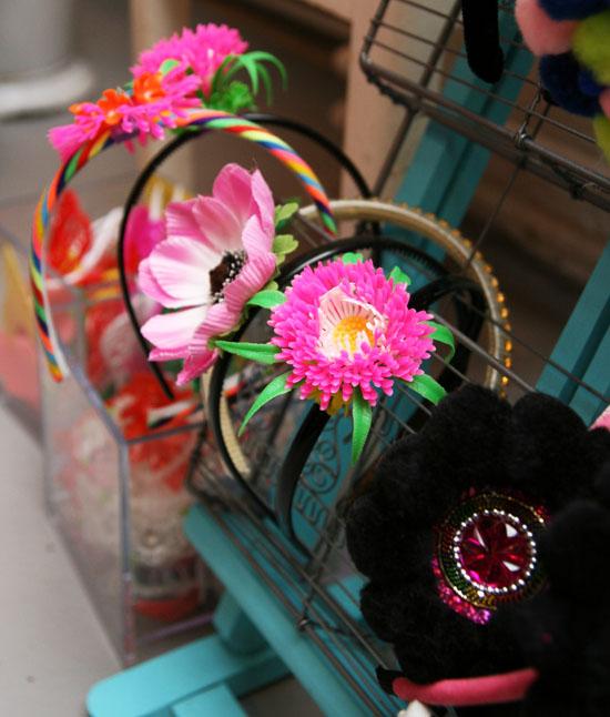 Hårbøjler lavet af Maria Lau Krog