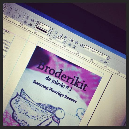 Broderikit - jul, blogshop.bigcartel.com
