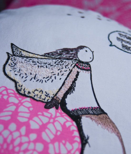Broderikit, julebroderi, embroiderykit