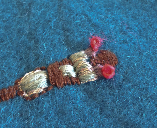 broderi, embroidery