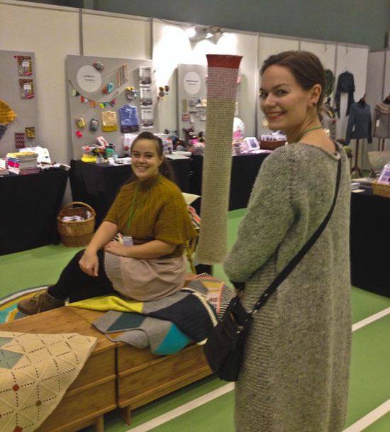 Charlotte Kaae og jeanette Bøgelund