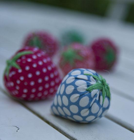 syede jordbær