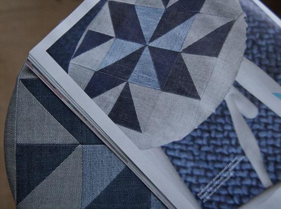 denim, patchwork