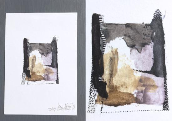 kunsttryk #småfragmenter