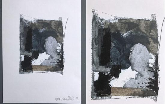 Kunsttryk #fragmenter #no21