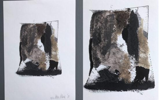 Kunsttryk #fragmenter #no22