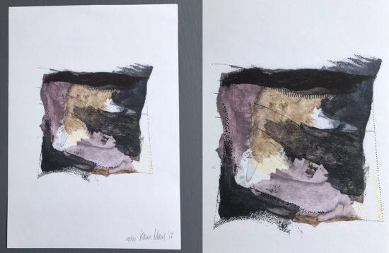 Kunsttryk #fragmenter #no25
