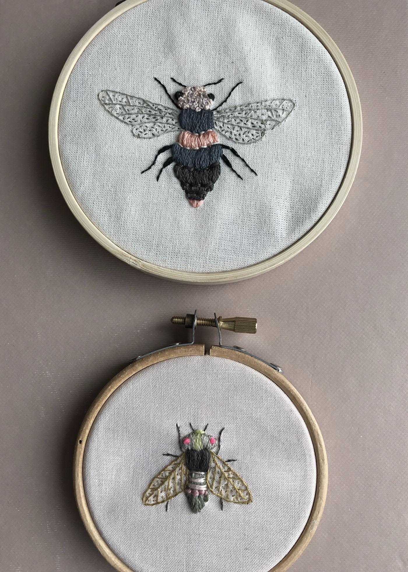 insektbroderi